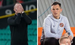 LEE WILKIE: Dundee United showed they can live without Lawrence Shankland while Dundee have a big week ahead after Celtic thrashing