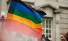 The number of homophobic bullying incidents recorded in both Perth and Kinross and Angus schools were double last year compared to the previous year.