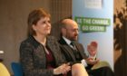 Nicola Sturgeon and Patrick will work together in government. Pic: Andrew Maccoll/Shutterstock