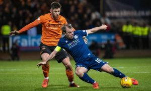 Sunday's Dundee derby could be a feisty affair.