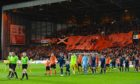 Dundee United will host the Dundee derby in front of a capacity crowd