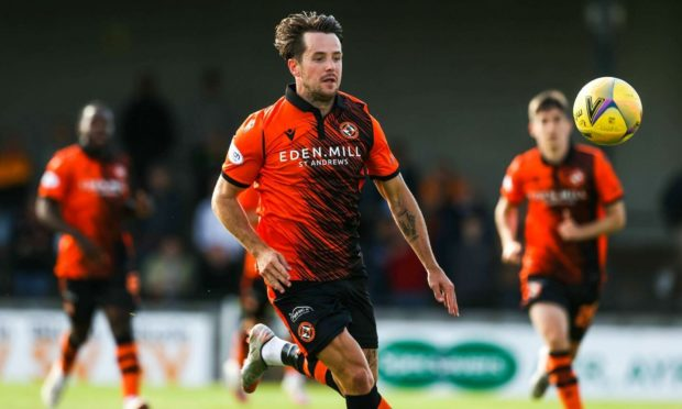 Marc McNulty has been tipped to shine at Dundee United
