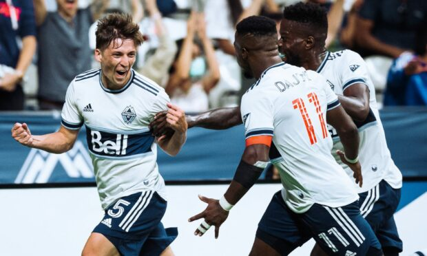Ryan Gauld is taking the MLS by storm with Vancouver Whitecaps.