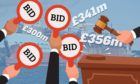 To go with story by Gavin Harper. Augean bidding war to end at auction Picture shows; Augean bidding war to end at auction. Unknown. Supplied by DCT Graphics Date; Unknown