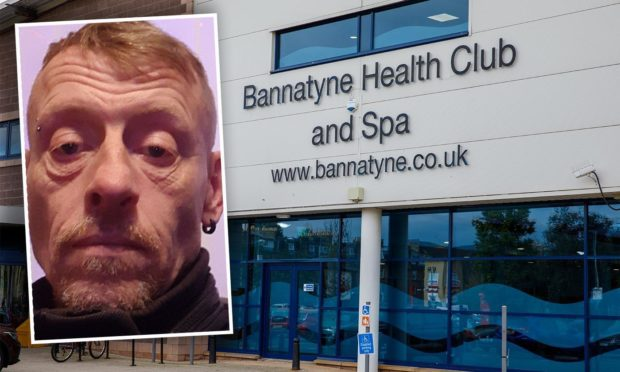 Lorimer admitted the assault at the Bannatyne gym in Perth.