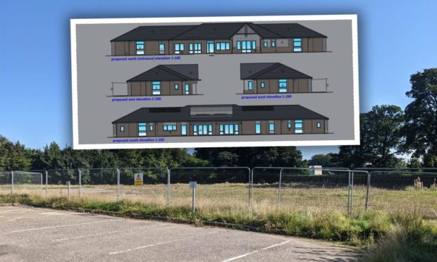 Plans for the facility have been lodged.