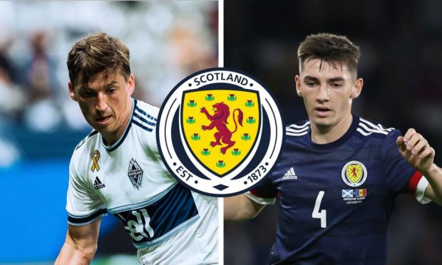 Ryan Gauld has loved watching Billy Gilmour in action for Scotland.