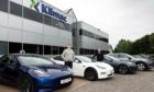 Kilmac has invested in electric vehicles for the firm's management and engineers.