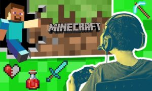 Minecraft can be a useful tool in the classroom to help children learn at school.