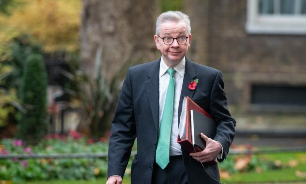 Michael Gove is minister for the union