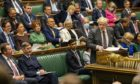 Only a handful of MPs have worn face coverings in the chamber