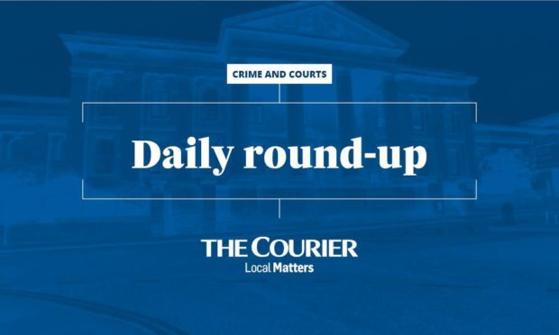 Daily court round-up graphic