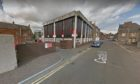 Royal MAil building near where the attempted robbery in Montrose took place