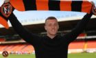 Dundee United's Jack Newman pled guilty to dangerous driving.