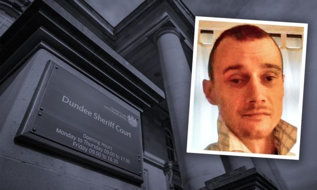 John McKenzie breached a court order to visit and assault his girlfriend
