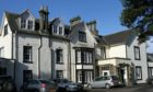 The Green Hotel in Kinross is undergoing a £150,000 refurbishment.