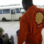 Protesters descend on Shell crude station in Nigeria, report says