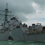 US Navy chief orders probe in Pacific fleet after oil tanker collision