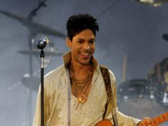 A new album of previously unreleased music recorded by Prince has been announce don what would have been in 60th birthday. (PA)