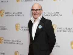 Harry Hill attending the British Academy Children's Awards, at The Roundhouse in Camden, London (Yui Mok/PA Images)