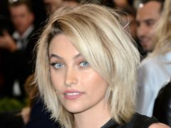 Paris Jackson has criticised vandals who splattered paint over a Hollywood Walk Of Fame star bearing her famous father's name (Aurore Marechal/PA Wire)