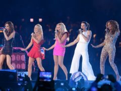 The Spice Girls are in talks about an animated film (Anthony Devlin/PA)