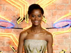 Black Panther actress Letitia Wright (Ian West/PA Images)