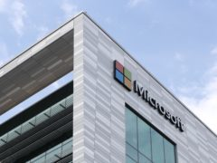 Microsoft hopes the project will deliver a more 'eco-friendly' internet (Niall Carson/PA)