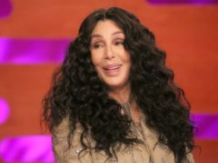 Cher said she wanted to 'stick needles' in her eyes (Isabel Infantes/PA)