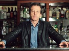 Leslie Grantham pictured in 2003 (REX).