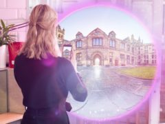 The new AR app showcases the best locations in Scotland (VisitScotland/PA)