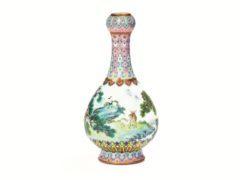The precious vase (Sotheby's)