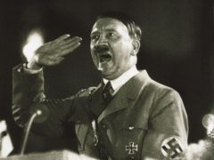 A birth defect that allegedly afflicted Adolf Hitler may be linked to exposure to flame retardants, according to a new study. (PA)