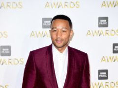 John Legend has shared a new picture of his son Miles Theodore with fans (Ian West/PA Wire)