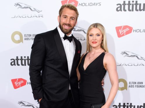 Camilla Kerslake and Chris Robshaw had been engaged since 2015 (Jonathan Hordle/PA)