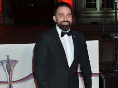 SAS: Who Dares Wins star Ant Middleton (John Stillwell/PA)