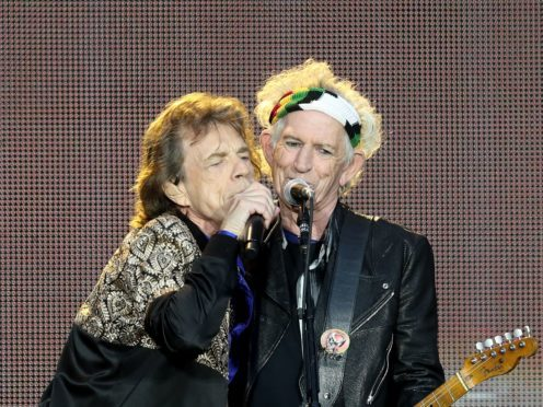 The Rolling Stones have curated a compilation of the blues music that inspired them throughout their career (Jane Barlow/PA)