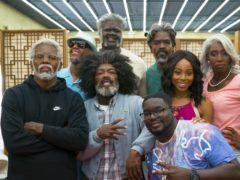The cast of Uncle Drew (PA Photo/Lionsgate Films/Quantrell Colbert)