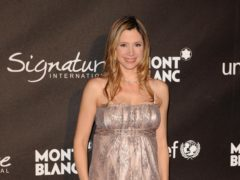 Mira Sorvino has said a casting director gagged her with a condom when she was 16 (PA)