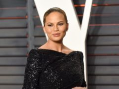 Chrissy Teigen shared an adorable picture from her daughter's first week at school (PA Wire/PA Wire)
