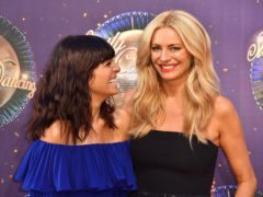 Claudia Winkleman and Tess Daly have teased the Strictly Class of 2018 (PA)