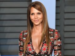 Halle Berry tweeted her reaction after spotting the Duke of Sussex had a picture of her on his school dormitory wall (PA)