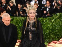 Madonna (Ian West/PA)