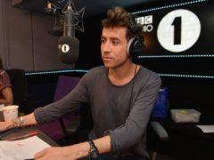 Nick Grimshaw presenting the Radio 1 Breakfast Show (Mark Allen/BBC/PA)