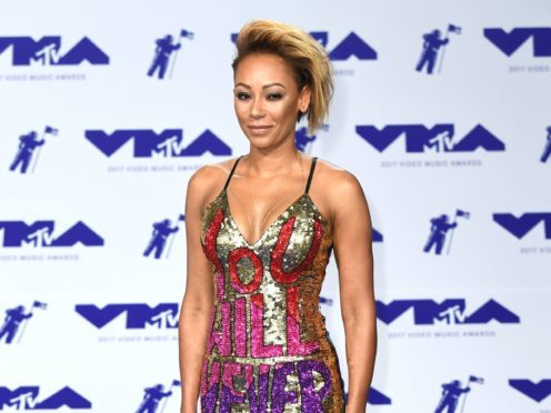 Melanie Brown has revealed she had been diagnosed with PTSD (PA)