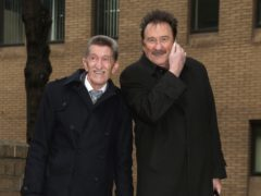 Entertainer Barry Chuckle, real name Barry Elliott, has died at the age of 73. (Yui Mok/PA)