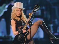 Madonna celebrates her 60th birthday (Ian West/PA)