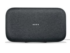 Google claims that the device's sound is 20 times more powerful than the first Google Home (Google)