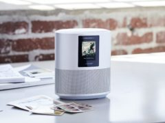 The new Home Speaker 500 has the 'widest soundstage of any smart speaker available today', Bose said (Bose/PA)
