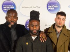 Young Fathers have added another gong to their collection (Dominic Lipinski/PA)